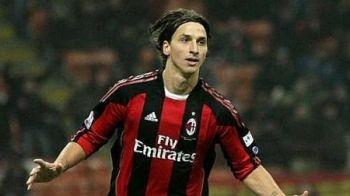 VIDEO Milan 3-0 Bari in Cupa Italiei! Vezi ce goluri au dat Ibrahimovic, Robinho si Merkel!