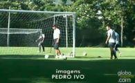 VIDEO GENIAL!!! Ronaldinho a inventat golul din spatele portii! Vezi cum a marcat asa de 3 ori la rand!