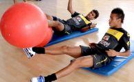 VIDEO! Neymar promite sa fie mai MARE decat Ronaldinho! A inceput sa jongleze cu o minge URIASA