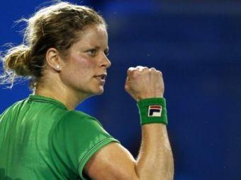 Kim Clijsters castiga in PREMIERA Australian Open dupa o revenire de senzatie cu Na Li!