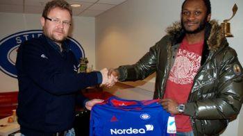 FOTO OFICIAL! Yssouf Kone s-a transferat la Valerenga: a primit numarul 10 si va juca in Europa League!