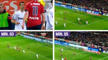Real protesteaza: Osasuna a castigat cu ajutorul fanilor!!! Cum au influentat meciul: