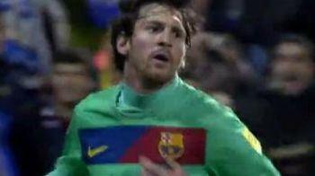 De ASTA este Messi cel mai bun jucator din LUME! Vezi ce bijuteriede gol a dat in meciul cu Alicante! VIDEO