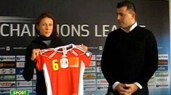 VIDEO / Cristina Neagu a adus in tara Balonul de Aur! Vezi ce jucatoare de Liga Campionilor a transferat Oltchim: