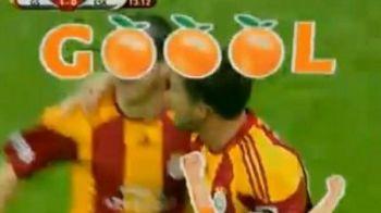 Stancu face SENZATIE: a marcat din nou!!! Galatasaray 4-2 Eskisehir! VIDEO