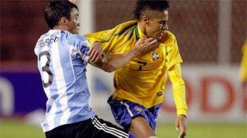 Barcelona vrea noua stea a fotbalului brazilian: 30 de milioane pentru Neymar!