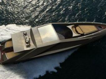 Galerie FOTO: Primul yacht Lamborghini este peste ce ti-ai imaginat vreodata!...Aproape 2.000 CP!