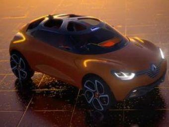 In sfarsit! Un Renault care arata bine...pacat ca e doar concept!
