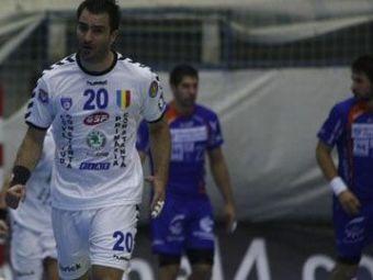 HCM Constanta, invinsa in Liga Campionilor!