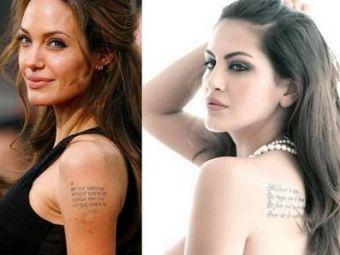 Mihai Radut se iubeste cu Angelina Jolie de Romania!