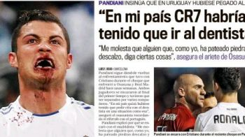 "Imaginea care a SOCAT Spania: ""In tara mea il trimiteam la DENTIST pe Cristiano Ronaldo!"" Cum a fost salvat CR7"