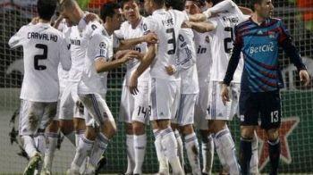 Real, BLESTEMATA cu Lyon! Francezii, neinvinsi de 7 meciuri contra Realului: Lyon 1-1 Real Madrid! VIDEO