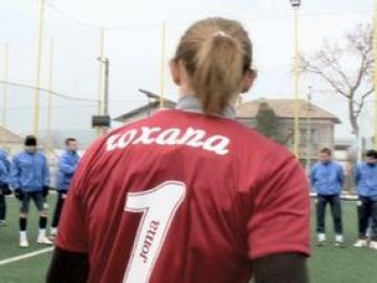 Soc la Cluj! CFR-ul e prima echipa la care va juca o fata chiar din acest retur!:)