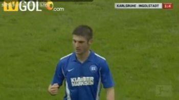 VIDEO Andrei Cristea, RENASCUT in Germania! A dat din nou gol pentru Karlsruhe!