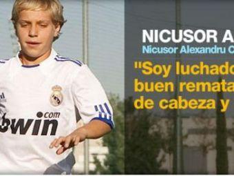 Primul roman care a ajuns la Real Madrid, dupa Gica Hagi! Povestea pustiului care marcheaza 79 de goluri intr-un sezon