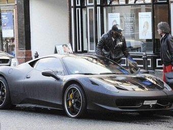 Saha a facut PRAF un Ferrari 458 Italia de 200.000 de euro!!