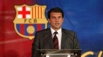 Laporta a fost SOMAT sa plateasca 24 de milioane de euro catre Barcelona! Vezi ce manarii a facut: