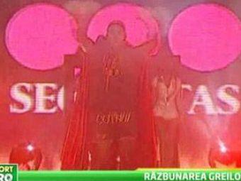 "Sebastian Ciobanu vrea la ""Romanii au talent"": ""Sunt fiul lui Dracula si stiu sa dau cu pumnul!"""