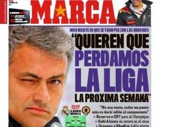 """Mourinho, facut PRAF de un fost jucator de la Chelsea! """"E nemilos, vrea toata atentia asupra lui"""""""