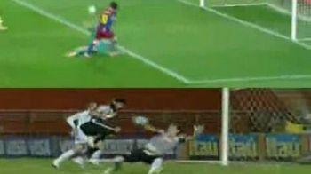 VIDEO / El Loco Abreu a inscris ca Messi cu Arsenal! Ce gol ti se pare mai tare?