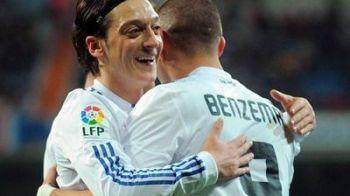 VIDEO / Benzema a UMILIT Hercules cu Pulhac titular! Real Madrid 2-0 Hercules
