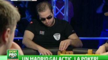 Si galacticii din POKER s-au mutat la Madrid! Daniel Negreanu se bate cu Boris Becker pentru potul cel mare: