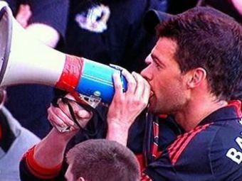 VIDEO / Ballack a fost LIDER de galerie pentru Leverkusen! I-a INJURAT pe Podolski si pe cei de la Koln: