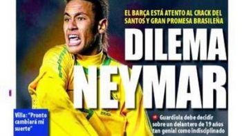 Real l-a refuzat cand avea 13 ani, acum Barcelona poate da lovitura cu cel mai BUN atacant din Brazilia! Vezi ce dilema are Guardiola: