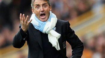 "Mancini l-a socat pe seicul Mansour: ""Mai vreau 120 de milioane! Astia nu sunt in stare sa joace la nivelul Champions League"" :O"
