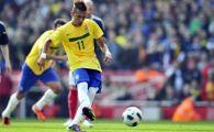 Neymar e SENZATIONAL! Vezi ce dubla a reusit in Brazilia 2-0 Scotia! VIDEO