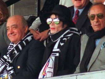 Moonwalk in Premier League! Michael Jackson va avea o statuie langa stadionul lui Fulham! Vezi reactia dura a fanilor: