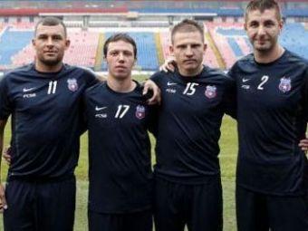 Steaua intareste rivalele din Liga I: un jucator dat afara din Ghencea pe usa din spate este aproape de FC Vaslui!