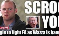 """Rooney e DEVASTAT!"" Vezi ce suspendare va primi dupa ce a strigat ""F**K!"" in fata camerelor"