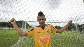 "Neymar anunta: ""Vreau sa joc in echipa cu Messi, facem RAVAGII impreuna!"""