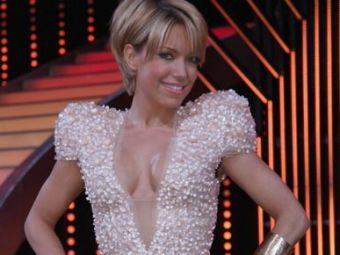 Cea mai sexy sotie de fotbalist din lume a aratat TOT la un show TV! FOTO