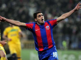 Favoritul lui Becali poate pleca de la Steaua! Ce echipa ofera 500.000 pentru Nicolita: