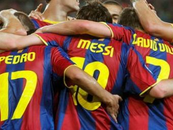 Toata echipa munceste pentru 3 JUCATORI! Afla cine devine VEDETA pe munca intregii echipe la Barcelona: