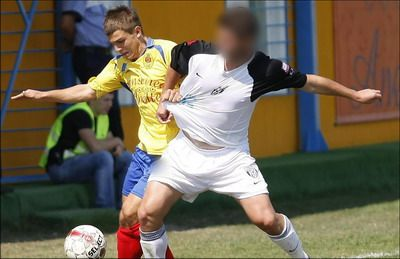 Fotbalist romanarestat in Norvegia?