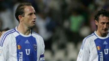 HAOS la Craiova! Doi jucatori au fost la un pas sa se ia la bataie la antrenament! VEZI CINE: