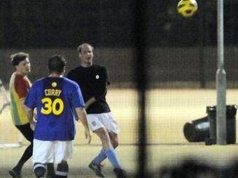 FOTO: Printul William se pregateste de nunta sau de undebut ca fotbalist in Premier League? Uite cum a lasat o natiune intreaga cu gura cascata: