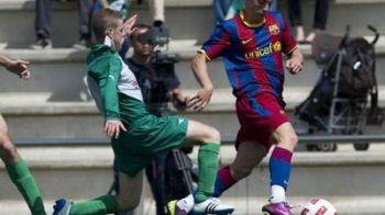 Guardiola promoveaza un nou super pusti de la echipa a doua! VIDEO Dribleaza mai RAPID ca Messi!