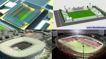 SUPER FOTO si VIDEO! Cum va arata Liga I din 2015: 6 super stadioane de cinci stele in Romania!