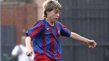 VIDEO Barcelona are un nou Messi! Urmatoarea VEDETA de zeci de milioane de pe Camp Nou