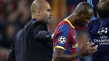 VIDEO / Cel mai EMOTIONANT moment din Barca - Real! Cum au reactionat suporterii cand a intrat ABIDAL!