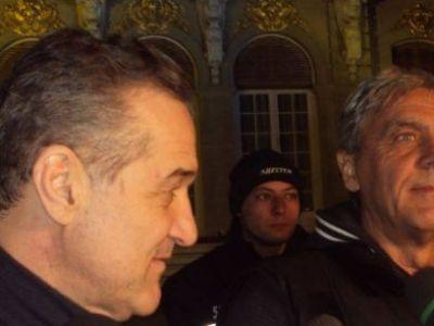 ULTIMA ORA! Cartu ramane la Steaua! Ce antrenor pregatea Gigi Becali pentru ultimele meciuri