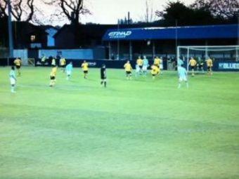 VIDEO Urmasul lui Ibrahimovic din nationala Suediei joaca la City! Vezi ce gol fabulos a reusit!
