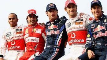 Pilotii din F1 sunt lideri in TOPUL celor mai BINE PLATITI sportivi! Cat castiga Alonso si Hamilton