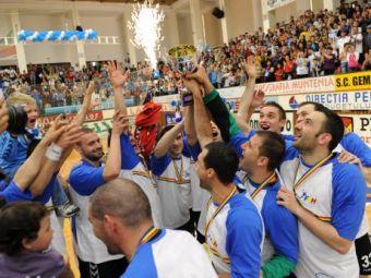 HCM a luat al 6-lea titlu din istorie! A batut-o pe Steaua pe 7 mai: Vezi mesajul emotionant de dupa meci