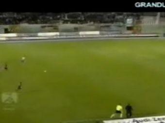 FAZA ZILEI! Antrenorul a fost doborat de un asistent mult prea grabit! :)