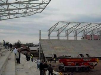 OFICIAL! Romania - Belarus se joaca pe Ilie Oana, singurul stadion englezesc din Romania! Vezi cum arata VIDEO